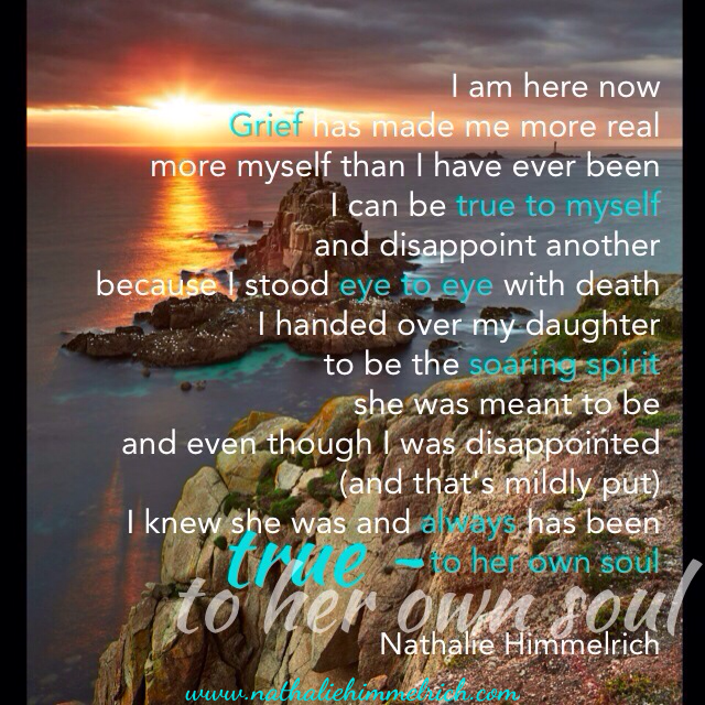 "Grief Quotes by Nathalie Himmelrich, Author of ""Grieving Parents: Surviving Loss as a Couple"" www.nathaliehimmelrich.com"