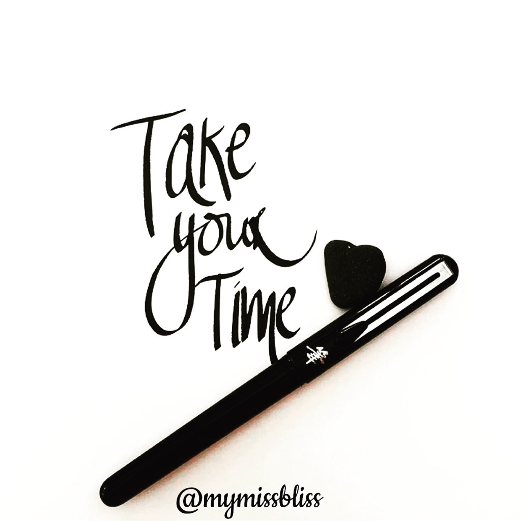 Take Time by Nathalie Himmelrich @mymissbliss
