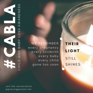 CABLA Child And Baby Loss Awareness