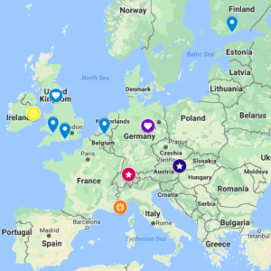 MWA Map preview